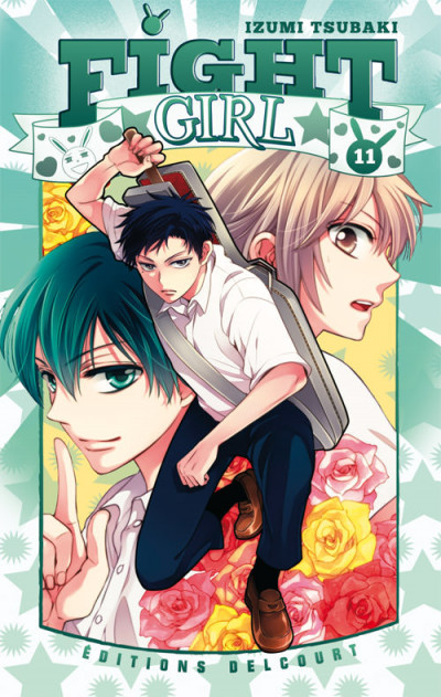 image de Fight girl tome 11