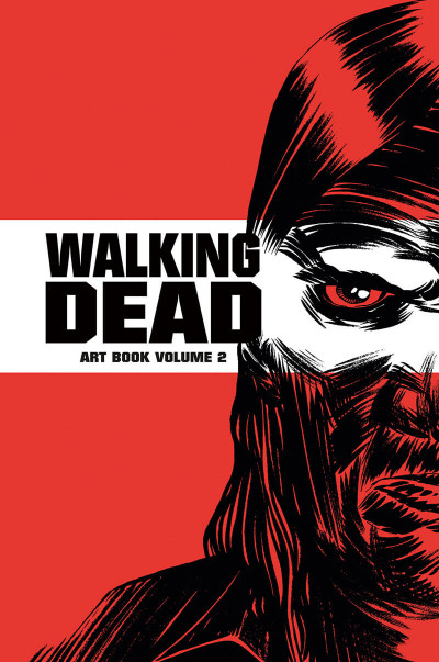 Page 1 Walking dead - art book tome 2