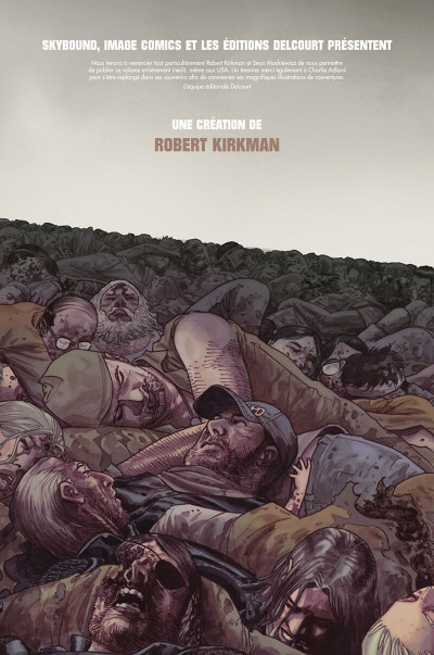 Page 2 Walking dead - art book tome 2