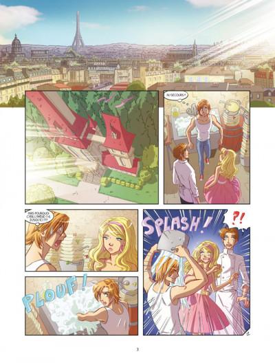 Page 1 Un prince à croquer tome 2