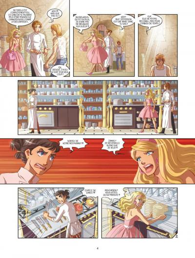 Page 2 Un prince à croquer tome 2
