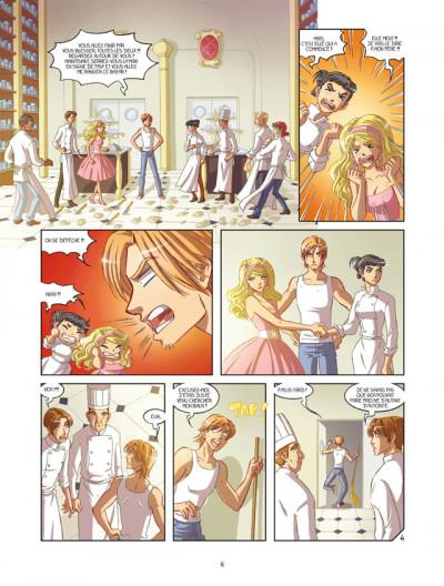 Page 4 Un prince à croquer tome 2