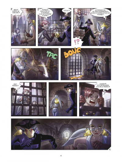 Page 2 la rose écarlate tome 9 - me pardonneras-tu ?