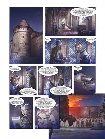 Page 3 la rose écarlate tome 9 - me pardonneras-tu ?