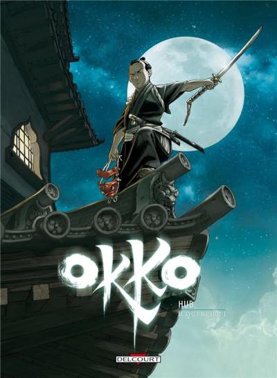 Couverture Okko tome 9