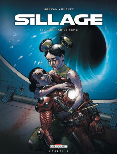 Couverture Sillage tome 16