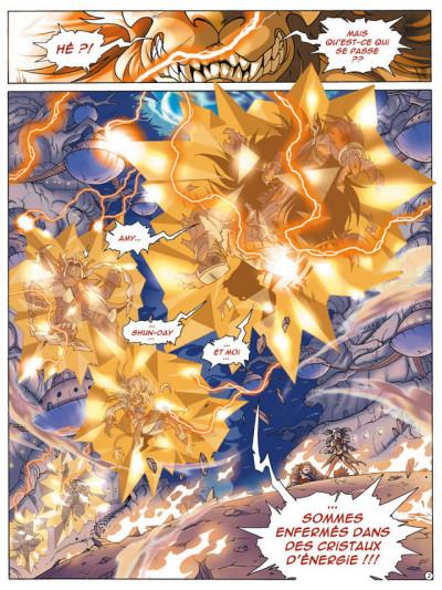 Page 2 Les légendaires tome 16
