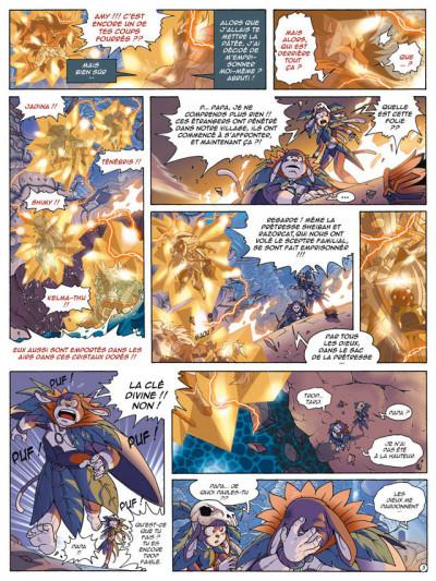 Page 3 Les légendaires tome 16