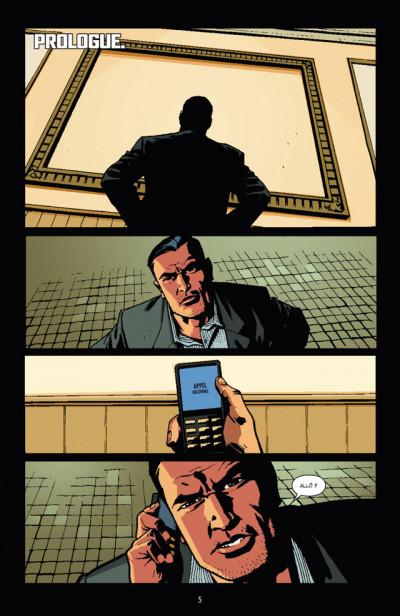 Page 1 le maître voleur tome 1 - j'arrête