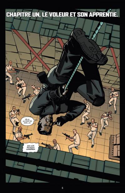 Page 2 le maître voleur tome 1 - j'arrête