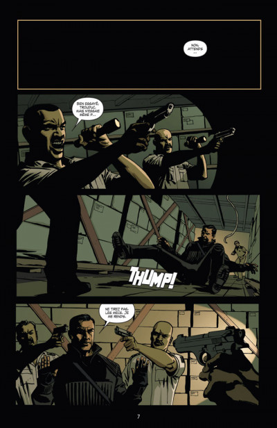 Page 3 le maître voleur tome 1 - j'arrête