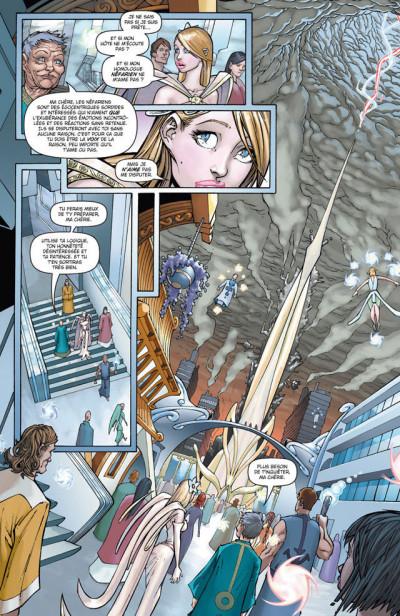 Page 3 ange ou démon tome 1 - une toute petite voix...
