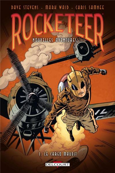 image de Rocketeer - nouvelles aventures tome 1 - le cargo maudit