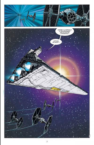 Page 1 star wars - le cycle de thrawn ; intégrale