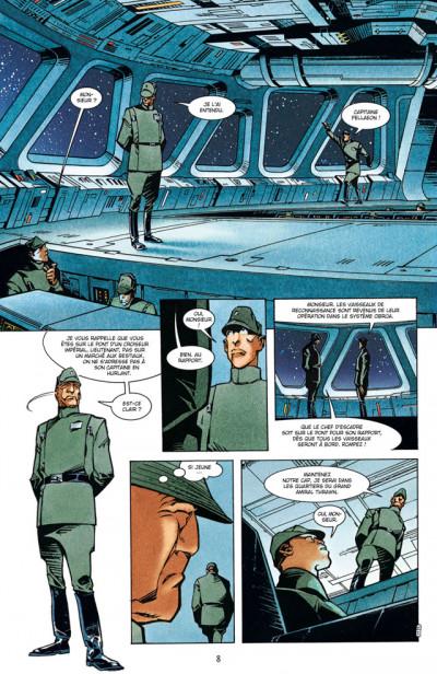 Page 2 star wars - le cycle de thrawn ; intégrale