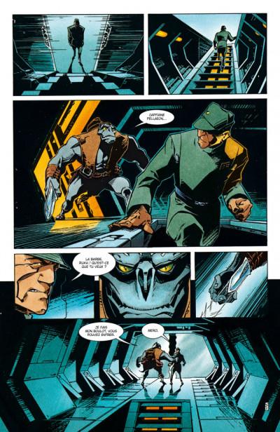 Page 3 star wars - le cycle de thrawn ; intégrale