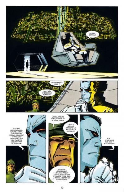 Page 4 star wars - le cycle de thrawn ; intégrale