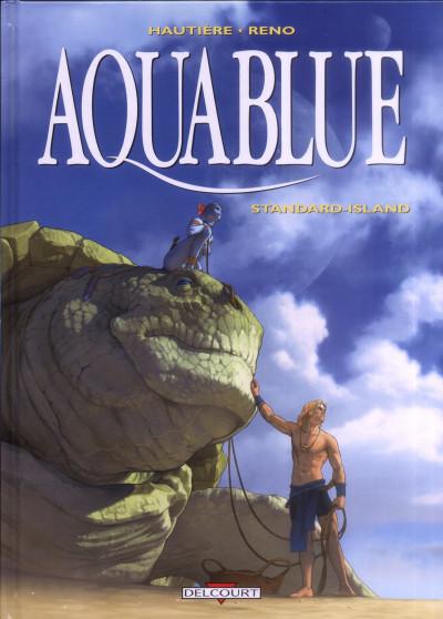 Couverture Aquablue tome 14