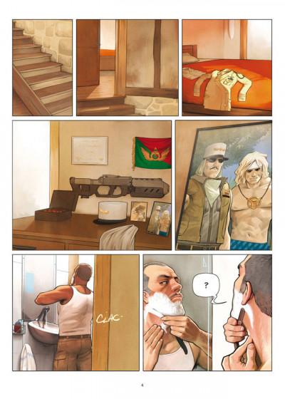 Page 2 Aquablue tome 14