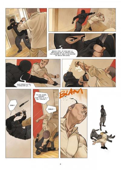 Page 4 Aquablue tome 14