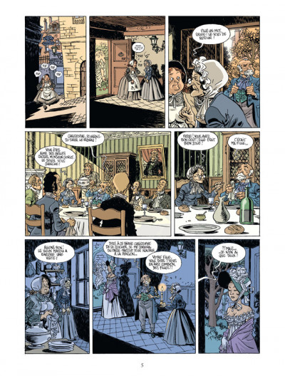 Page 3 le Père Goriot, d'Honoré de Balzac ; intégrale