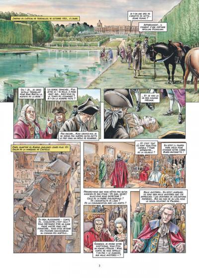 Page 1 Cagliostro tome 1
