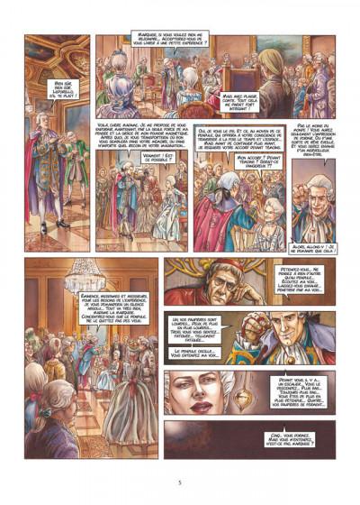 Page 3 Cagliostro tome 1