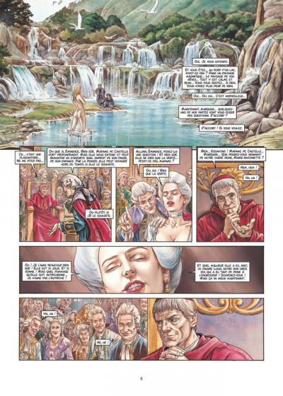 Page 4 Cagliostro tome 1