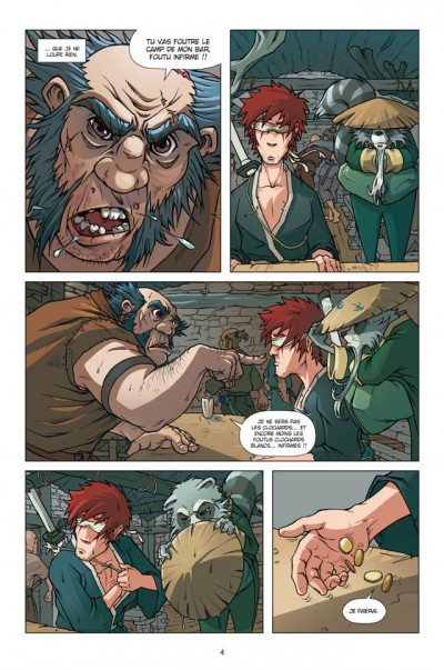 Page 2 Blind Dog Rhapsody Tome 1