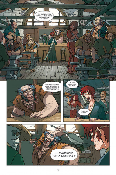 Page 3 Blind Dog Rhapsody Tome 1
