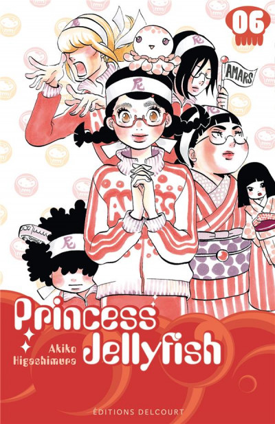 image de princess Jellyfish tome 6