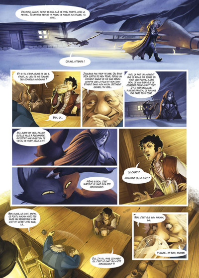 Page 4 Le Soufflevent Tome 1 - New Pearl - Alexandrie