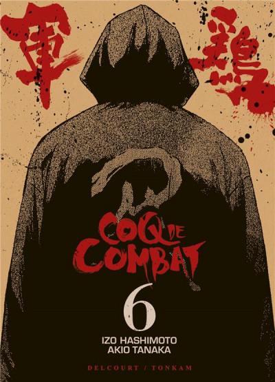 Couverture Coq de combat tome 6 - nouvelle édition