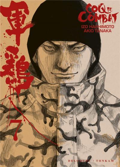 Couverture Coq de combat tome 7 - nouvelle édition