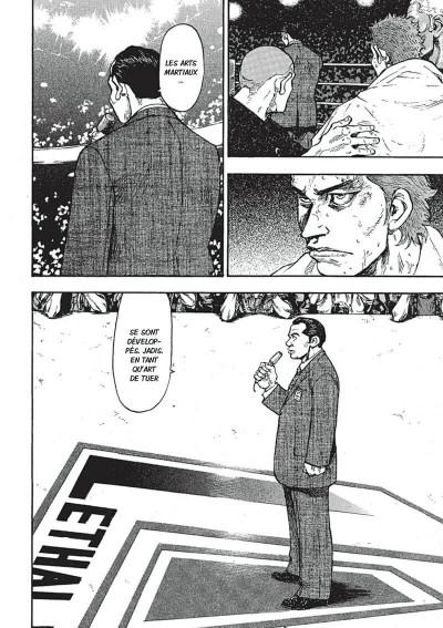 Page 7 Coq de combat tome 7 - nouvelle édition
