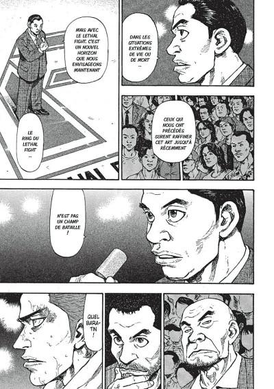 Page 8 Coq de combat tome 7 - nouvelle édition