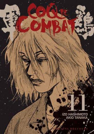 Couverture Coq de combat tome 11 - nouvelle édition