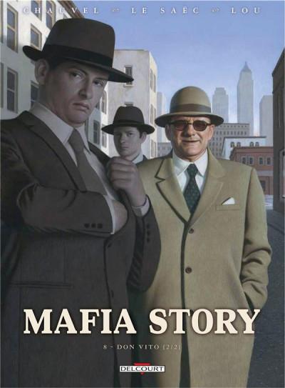 image de Mafia Story Tome 8 - Don Vito - 2ème partie