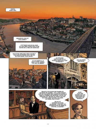 Page 1 Wendy tome 1 - Nyassaland