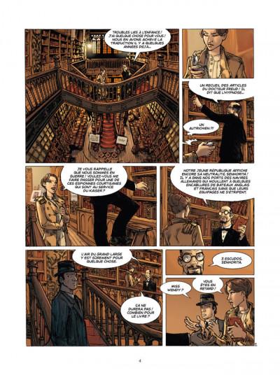 Page 2 Wendy tome 1 - Nyassaland