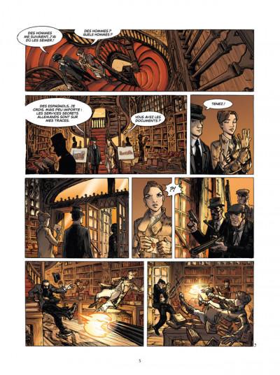 Page 3 Wendy tome 1 - Nyassaland