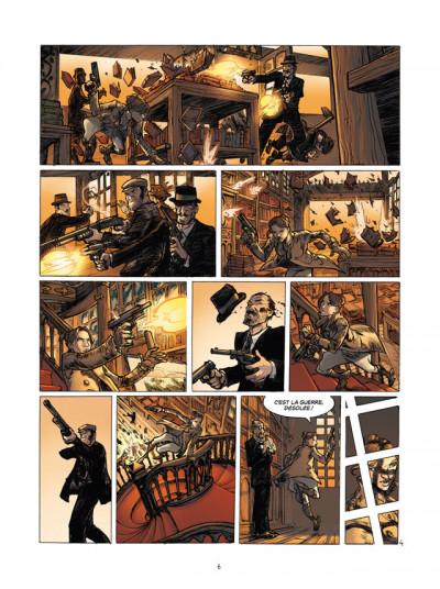 Page 4 Wendy tome 1 - Nyassaland