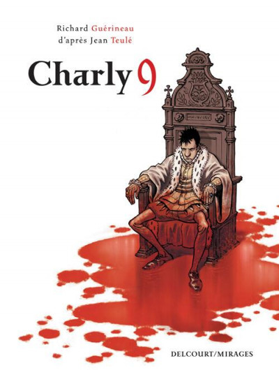 Couverture Charly 9