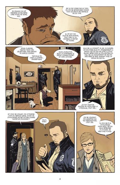 Page 2 le cercle tome 1 - your true colors