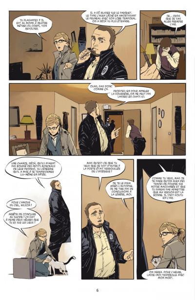 Page 4 le cercle tome 1 - your true colors