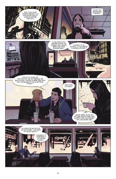 Page 2 le cercle tome 2 - réminiscence