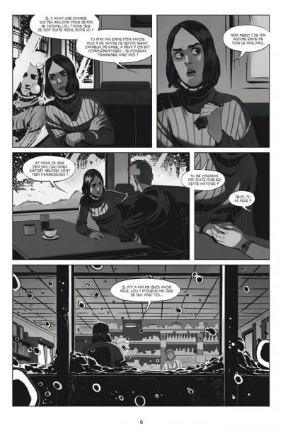 Page 4 le cercle tome 2 - réminiscence