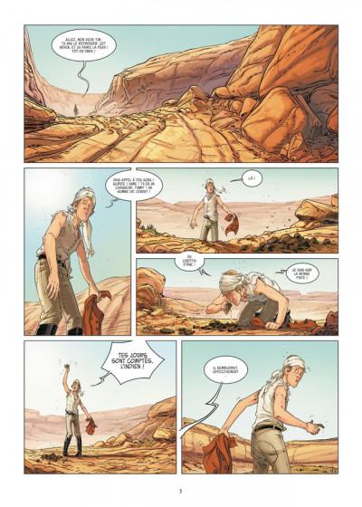 Page 1 L'homme qui n'aimait pas les armes à feu tome 3
