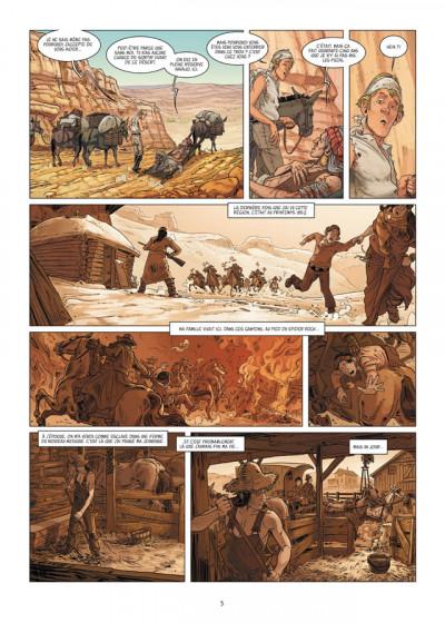 Page 3 L'homme qui n'aimait pas les armes à feu tome 3