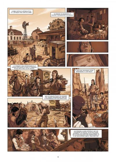 Page 4 L'homme qui n'aimait pas les armes à feu tome 3